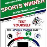 Sports Winner Biofeedback Card